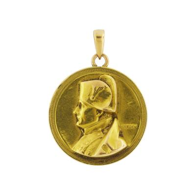 Late 18th Century Napoleon Locket Pendant