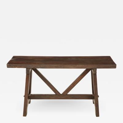 Late 18th Century Walnut Table