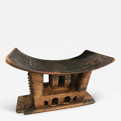 Late 19th Century African Ashanti Stool
