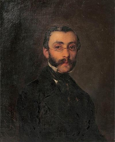 Late 19th Century Portrait of a Gentleman