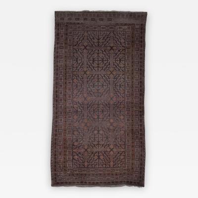Late 19th Century Samarkand Khotan Carpet