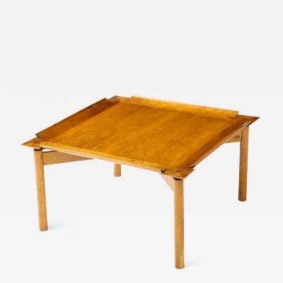 Late 19th Century Teak Coffee Table