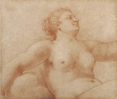 Lavinia Fontana Reclining Female Nude