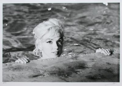 Lawrence Schiller Marilyn Monroe in Somethings Got to Give