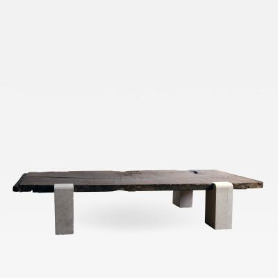 Lawton Mull Monument Table by Lawton Mull