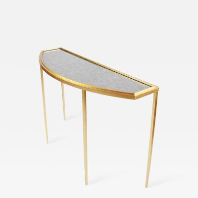 Lawton Mull Vespine Console Table by Lawton Mull