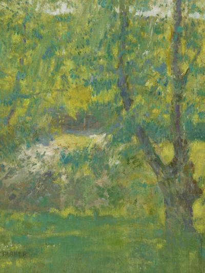Lawton S Parker Summer in Giverny