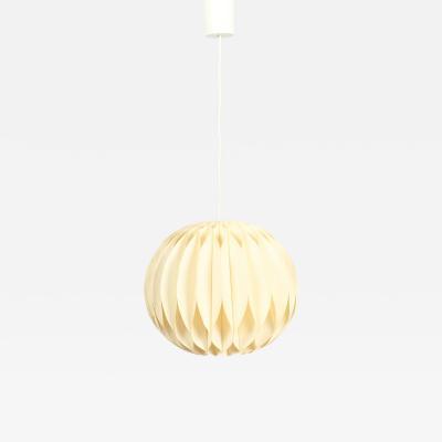 LeKlint Paper ceiling lamp Denmark 50s
