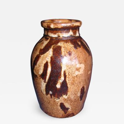 Lead Glazed Earthenware Jar