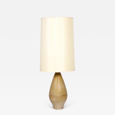 Lee Rosen Large Ceramic Table Lamp