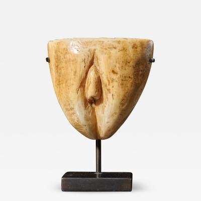 Lega People DRC Ceremonial Female sexe Form Object