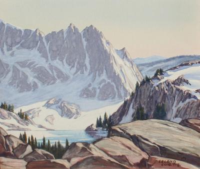 Leland S Curtis Neall Lake 1941