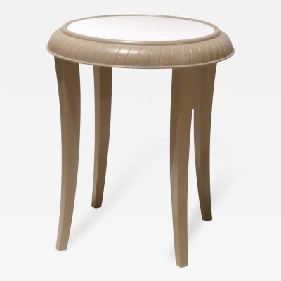 Leo Nachtlich A German Art Deco Side Table