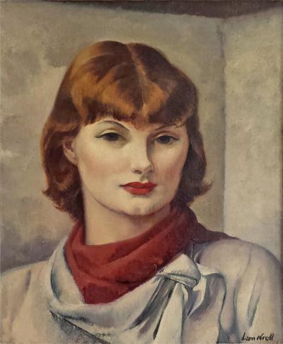 Leon Kroll Miss Carolyn Edmunson