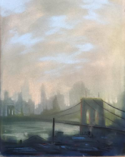Leon Louis Dolice Brooklyn Bridge