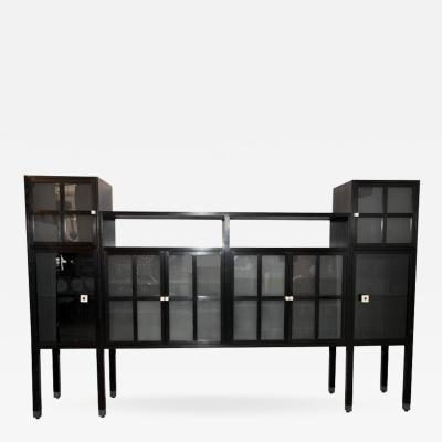 Leon Rosen Leon Rosen Piombo Cabinet For Pace Collection