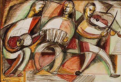 Leonard L Nelson Trio