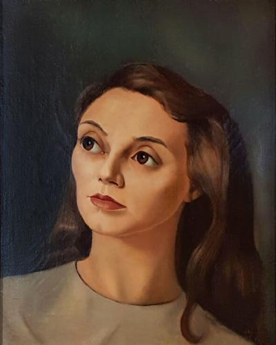 Leonor Fini Portrait de Femme