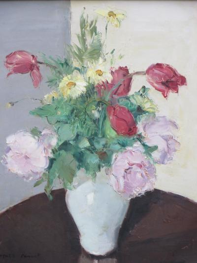 Leopold PASCAL Bouquet de Fleurs