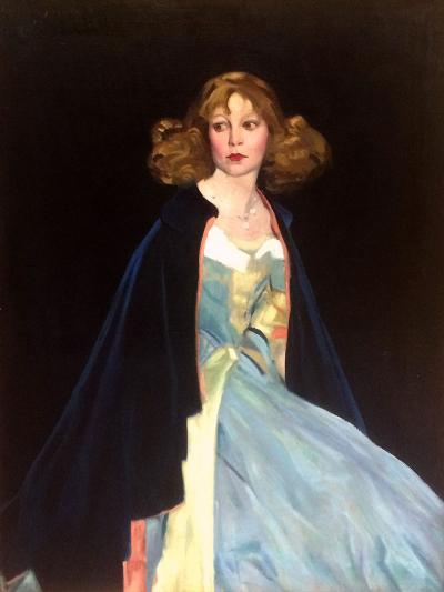 Leopold Seyffert Estelle Winwood 1919