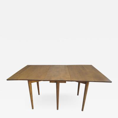 Leslie Diamond Birch Modernmates Dining Table by Leslie Diamond for Conant Ball