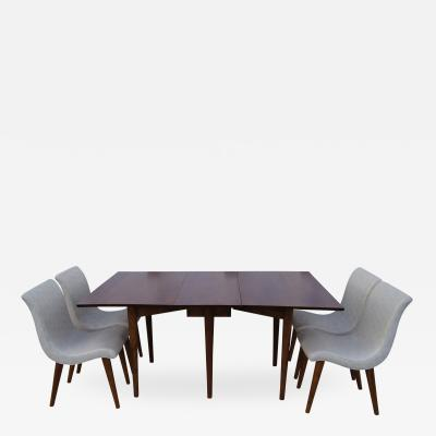 Leslie Diamond ModernMates Dining Set by Leslie Diamond for Conant Ball
