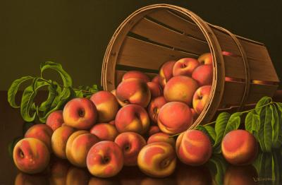 Levi Wells Prentice Peaches