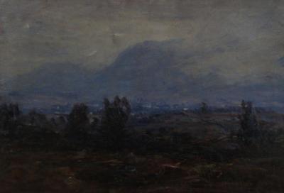 Lewis Henry Meakin Mountain Mist