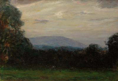 Lewis Henry Meakin Purple Mountain