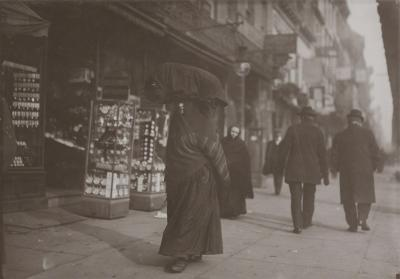 Lewis Wickes Hine On the Bowery New York City New York 1912