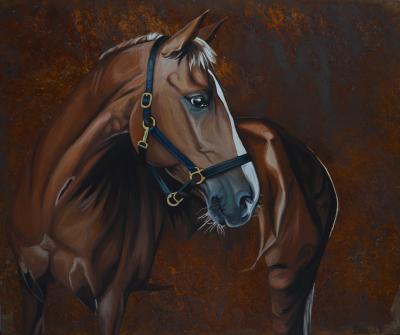 Libiena Borkovec Horse