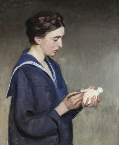 Lilla Cabot Perry The Sculptor