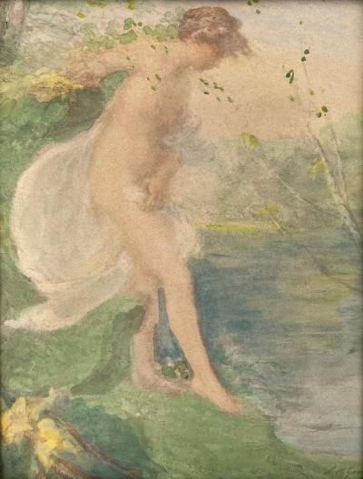 Lillian Mathilde Genth Woodland Beauty