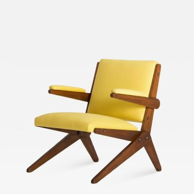 Lina Bo Bardi Lina Bo Bardi rare armchair Brazil 1940s 1950s