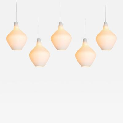 Lisa Johansson Pape Lisa Johansson Pape Glass Onion Pendants for Innolux