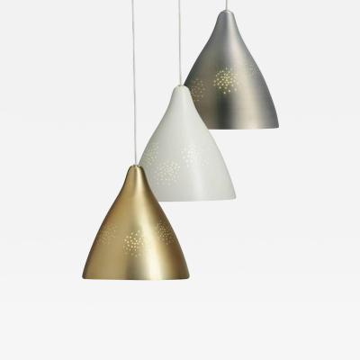 Lisa Johansson Pape Lisa Johansson Pape Perforated Metal Pendant for Innolux Oy
