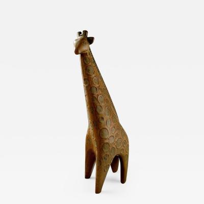 Lisa Larson Lisa Larsson Zoo figure Giraffe