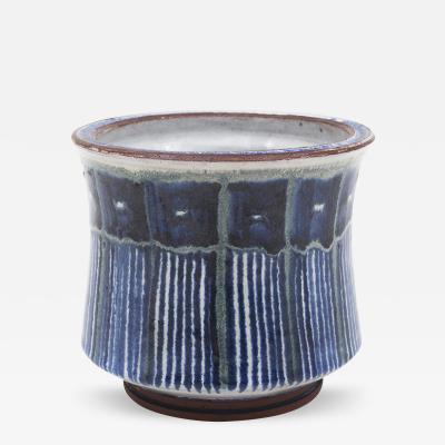 Lisbeth Munch Petersen Earthenware Bowl