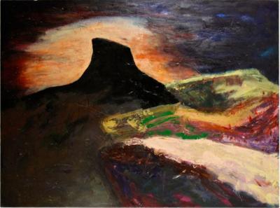 Lise Malinovsky Sunset