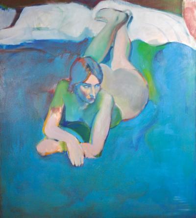 Liss Aqua Blue Nude