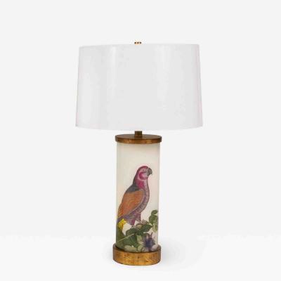 Liz Marsh Liz Marsh Hot Pink Lori Eden Lamp
