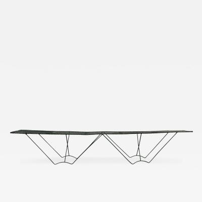 Long bench table