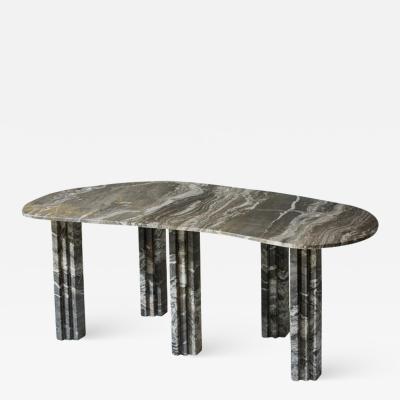 Lorenzo Bini Sculptural Marble Table Lorenzo Bini