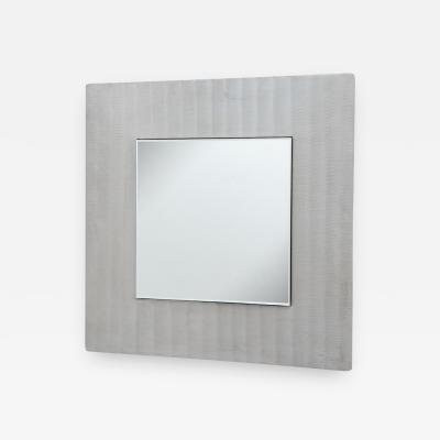 Lorenzo Burchiellaro Etched Wall Mirror by Lorenzo Burchiellaro