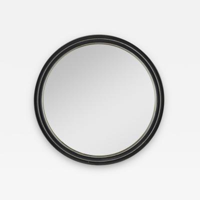 Lorenzo Burchiellaro Lorenzo Burchiellaro Round Mirror in Aluminium Frame