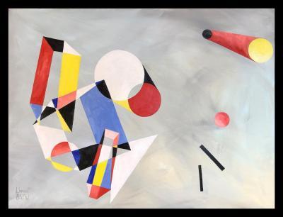 Lorraine Benton Geometry III