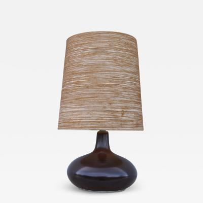 Lotte Gunnar Bostlund Lotte Gunnar Bostlund Ceramic Table Lamp