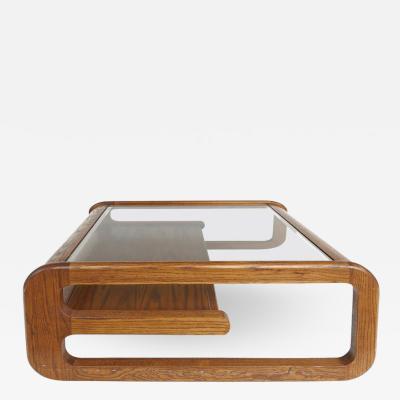 Lou Hodges Mid Century Modern Lou Hodges Coffee Table California Design
