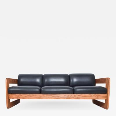 Lou Hodges Modern Sling Sofa Style LOU HODGES California Design 1970s Vintage