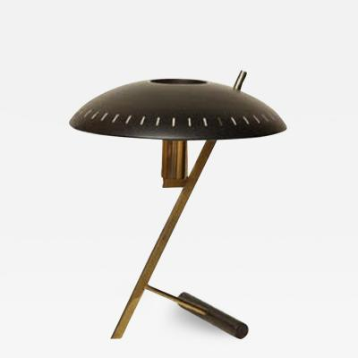 Louis Christiaan Kalff Louis Christian Kalff Z Table Lamp Mid Century Modern Philips 1955